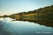 База отдыха на берегу реки Майор Пронин