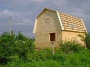 Дома бани из бруса от производителя www.ekostroydom.ru