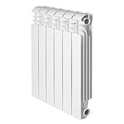 Радиаторы алюминиевые и биметаллические,  запорная арматура,  насосы
