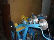 Станки для вязания рабицы,  оборудование и чертежи от производителя.