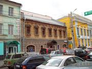 Нежилое 4-этажное здание расположено в Центре  Рязани