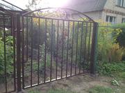 Заборы,  ворота,  навесы,  металлоконструкции на заказ