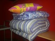 Текстиль (постельные принадлежности) для рабочих и строителей