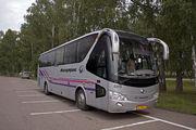 Перевозка пассажиров комфортабельными автобусами