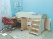Детская кровать,  минипрограмма Караван 1.