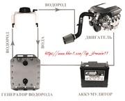 Водородный hho генератор