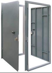 Железные технические двери изготовление и продажа в Рязани