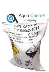 Занимаемся продажей хлорной извести (хлорка) нашего производства