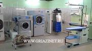 Промышленное оборудование для химчистки и аквачистки