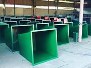 Контейнеры для ТБО (ТБК) металлические напрямую от производителя