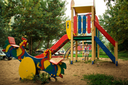 Оборудование для детской площадки (для детского сада)